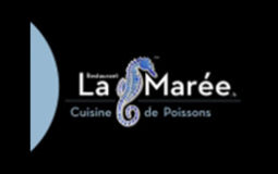 Restaurant La Maree Paris
