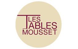 Tables Mousset